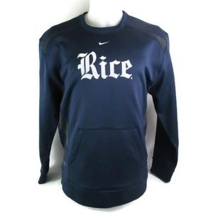 Nike Therma-Fit Rice University Pullover Jacket